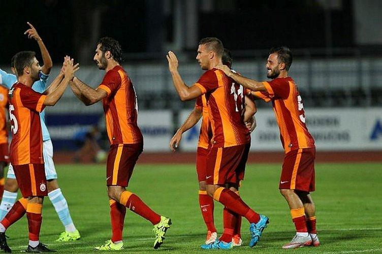 İşte Galatasaray'ın yeni forveti