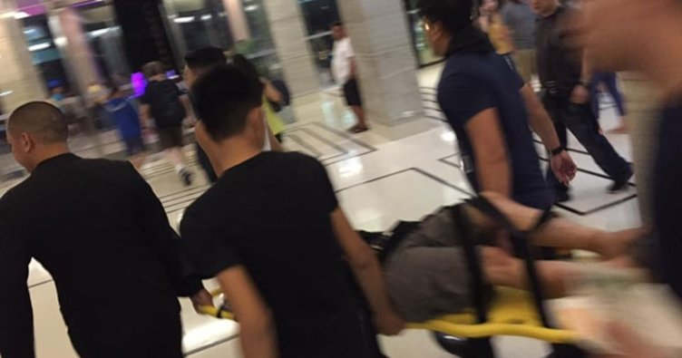 Turistik tesisteki katliamı terör örgütü DEAŞ üstlendi