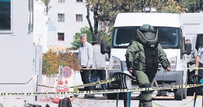 İsrail büyükelçiliğine bıçaklı saldırı