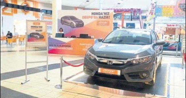 Deepo'da araba kazanma şansı