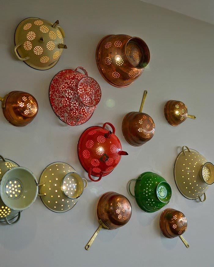 Eski mutfak eşyalarını değerlendirin!