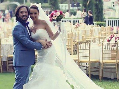 Fettah Can ile Cansu Kurtçu evlendi