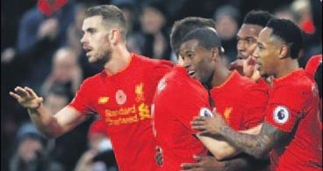 Premier Lig'in yeni ağası Liverpool!