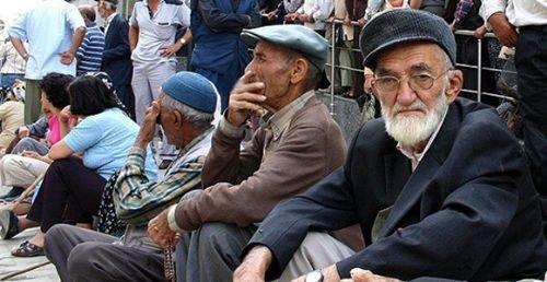 TÜİK, 2014 yaşlılar istatistiğini yayınladı