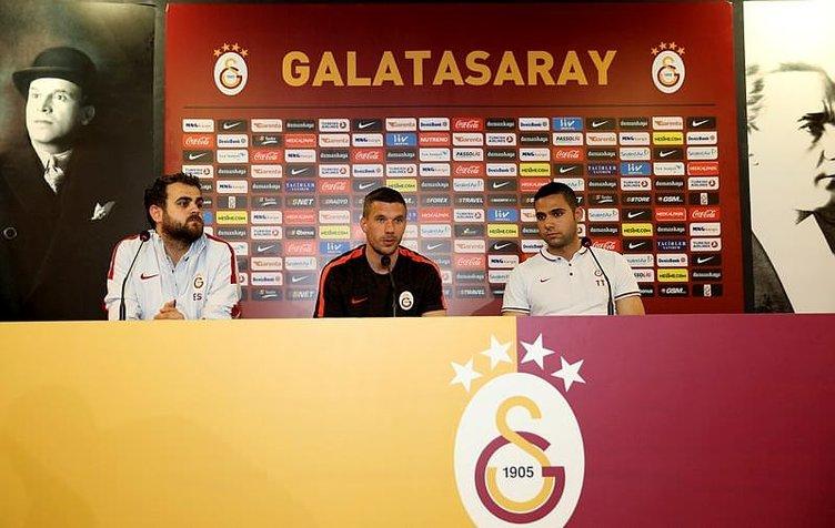 Podolski: Beşiktaş daha avantajlı çünkü...