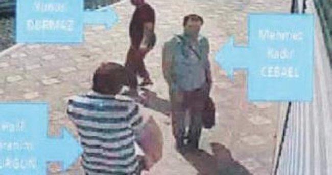 Gaziantep bombacısı 3 DEAŞ'lı aynı karede