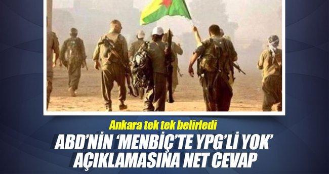 Fırat'ın batısında 300 YPG'li terörist