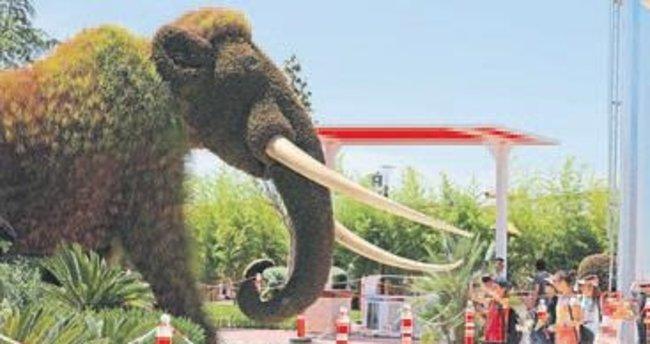 EXPO'yu 3 milyon kişi ziyaret etti