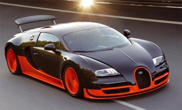 Dünyanın en hızlı şeyleri!