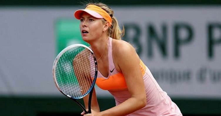 Sharapova Wimbledon'ı kaçıracak