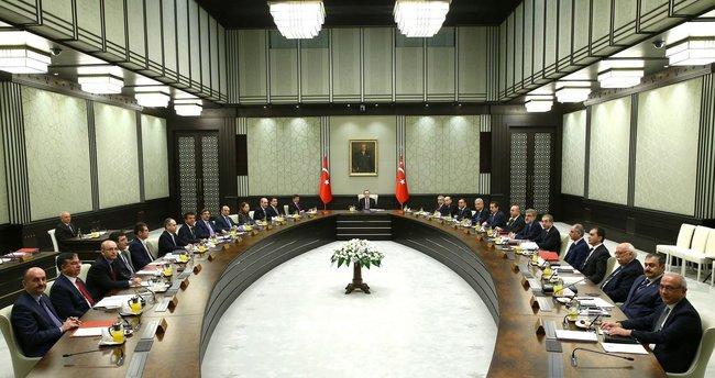 Milli Güvenlik Kurulu toplanıyor