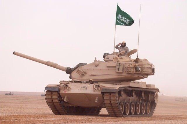 İslam ordusunun tatbikat görüntüleri