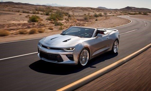 2016'nın en iyi üstü açık arabaları