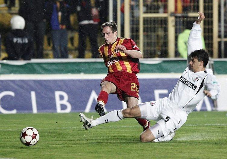 Ribery geri dönüyor