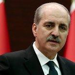 Başbakan Yardımcısı Numan Kurtulmuş: Türkiye'yi köşeye sıkıştırmak isteyenlere fırsat vermeyeceğiz