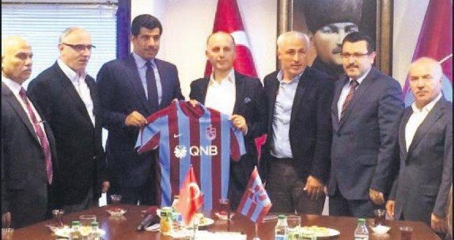Artık Trabzonsporluyuz
