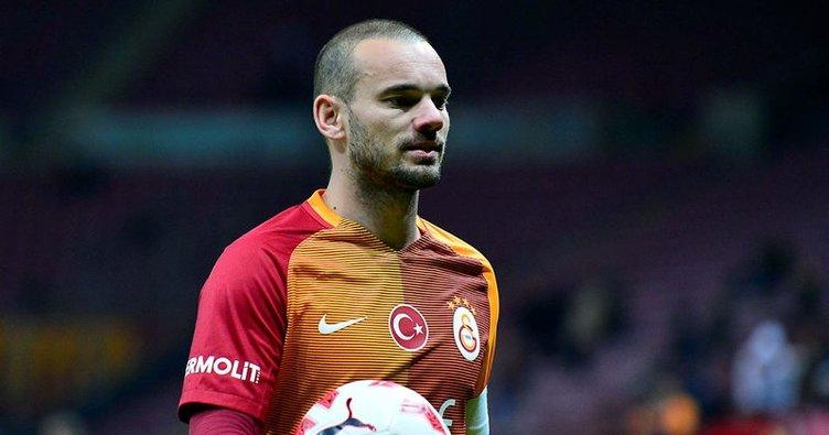 Galatasaray'da Sneijder zirvesi! İşte kritik görüşmenin saati!