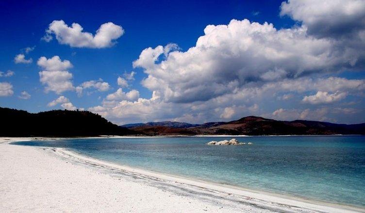 Türkiye'nin Maldivleri turizme kazandırılacak