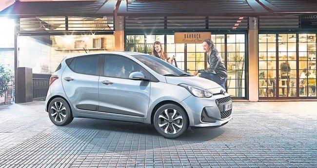 Hyundai i10 göz kamaştırıyor