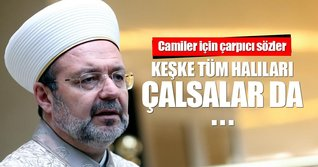 Görmez'den 'Açık Cami' pişmanlık ve önerisi