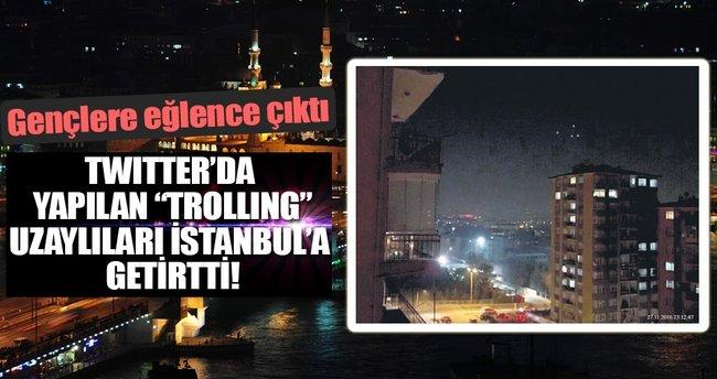 Türkiye'de UFO istilası!