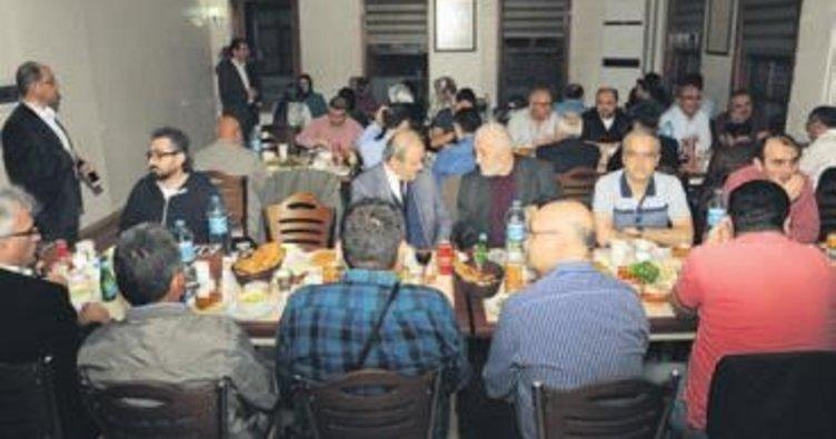 Muhasebecileri buluşturan iftar