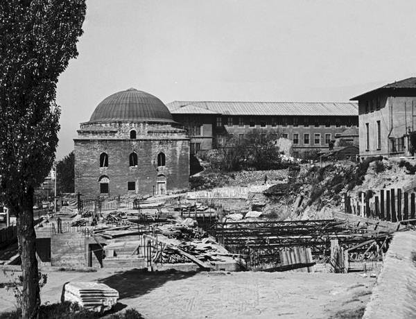 Tarihe ışık tutan İstanbul fotoğrafları