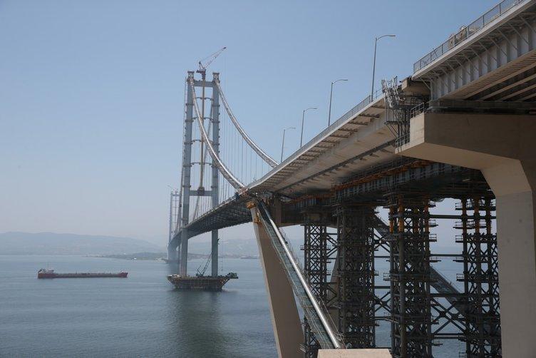 Osmangazi Köprüsü çevresini de kalkındıracak