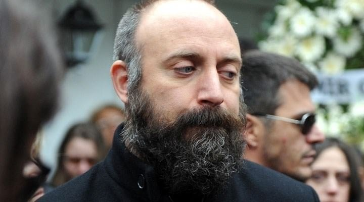 Halit Ergenç'in son hali!