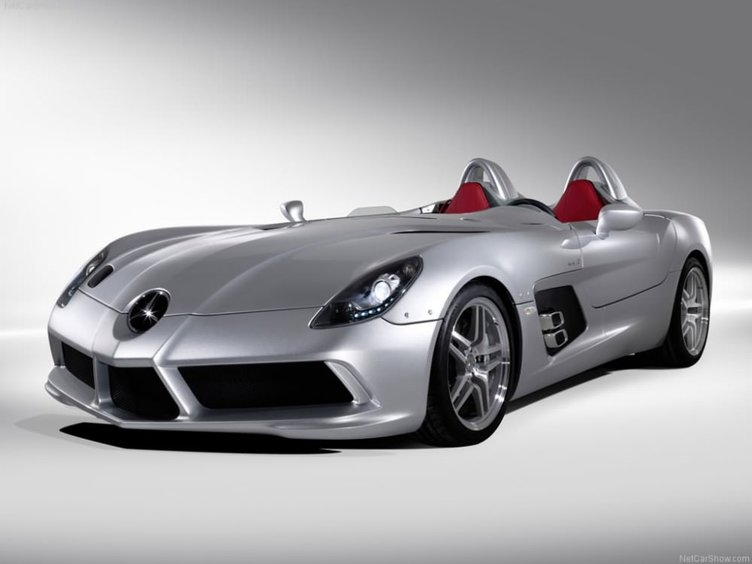 Dünyanın en pahalı Mercedes'i!