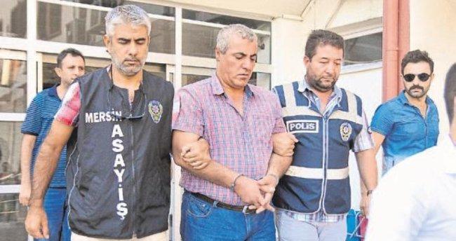Mersin'de seri katil Bozan Akay tutuklandı