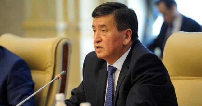 Kırgızistan'da hükümet istifa etti