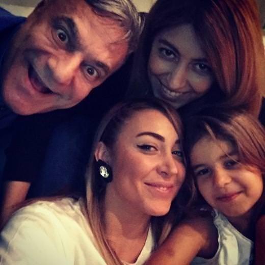 Mehmet Ali Erbil Bade Nogay nişanlandı