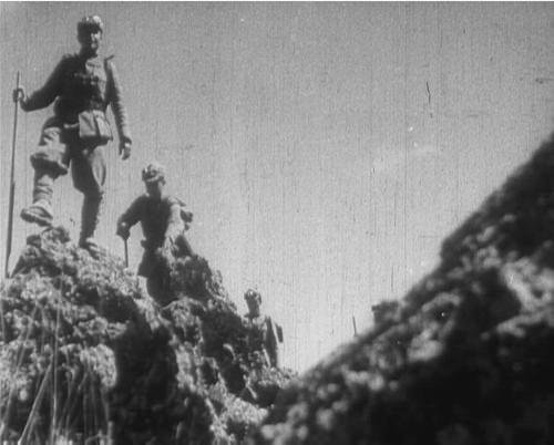 Türk askerinin 70 yıllık görüntüleri gün yüzüne çıktı