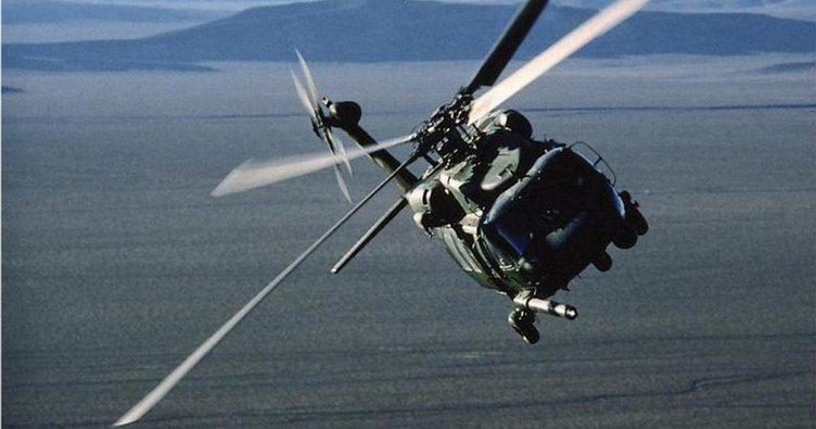 Bulgaristan'da askeri helikopter düştü: 1 ölü, 2 yaralı!