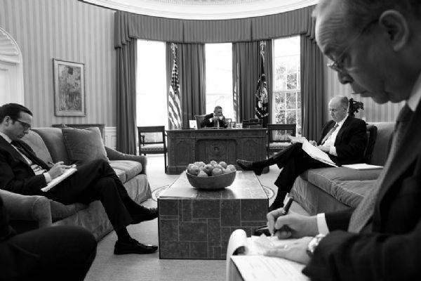 Beyaz Saray'dan özel fotoğraflar