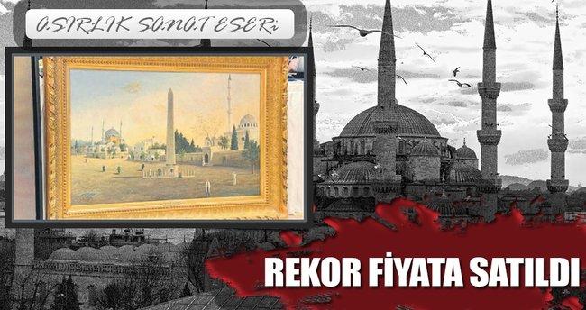 Rekor Sultan Ahmet Meydanı'nın oldu
