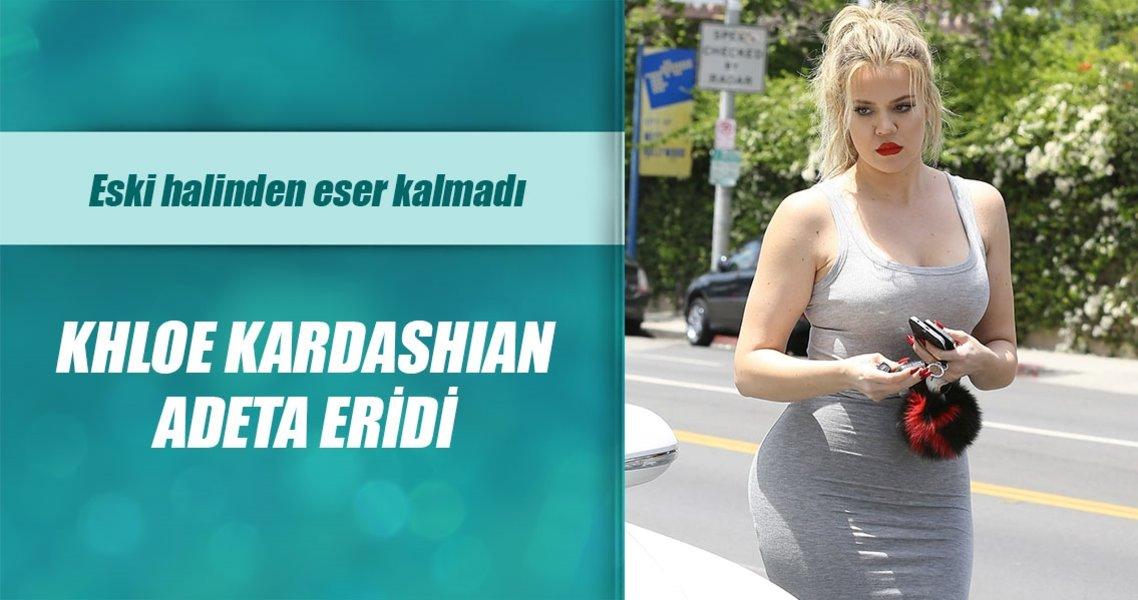 Khloe Kardashian adeta eridi