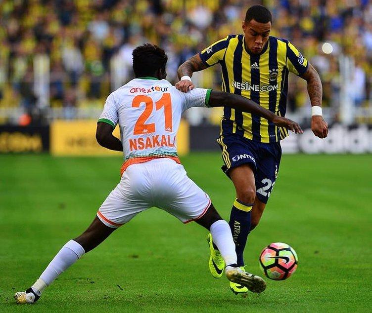 Fenerbahçe'ye Van der Wiel piyangosu