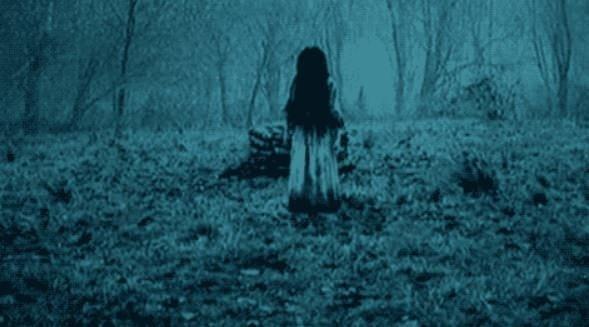 Halka'ın korkutan kızı bakın şimdi ne halde