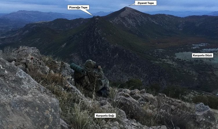 Dicle'de 2 gün süren operasyonun görüntüleri yayınlandı