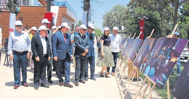 Menderes'te sergi açıldı
