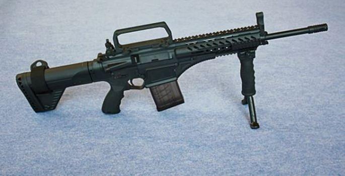 42 NATO testini geçen dünyadaki tek tüfek: MPT-76