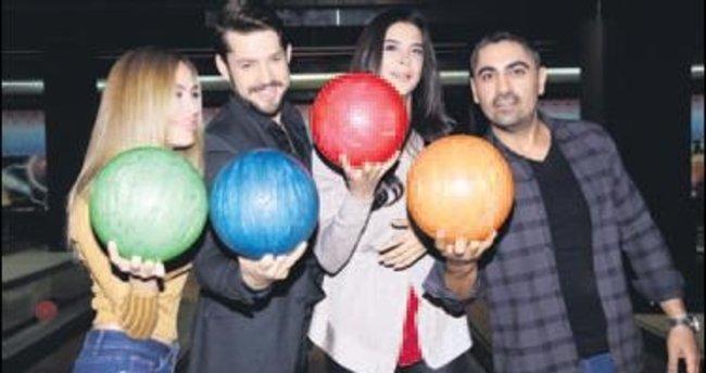 Çekim arası bowling müsabakası