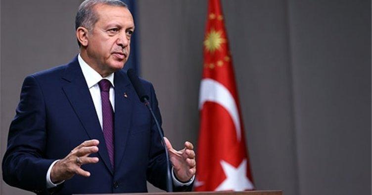 Cumhurbaşkanı Erdoğan, Brüksel'de Juncker ve Tusk ile görüşecek
