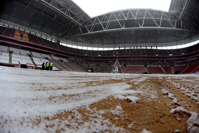 Türk Telekom Arena'nın son hali
