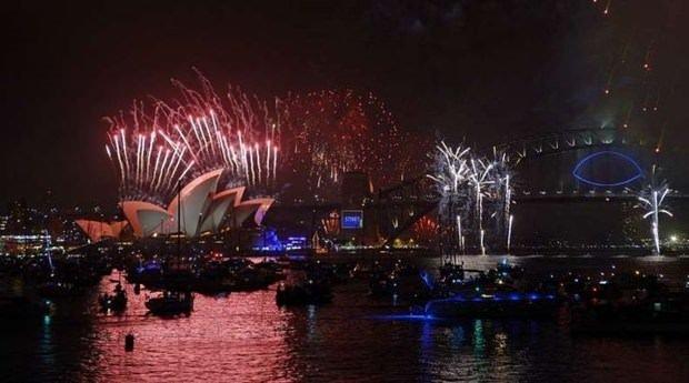 Dünyadan yeni yıl ritüelleri