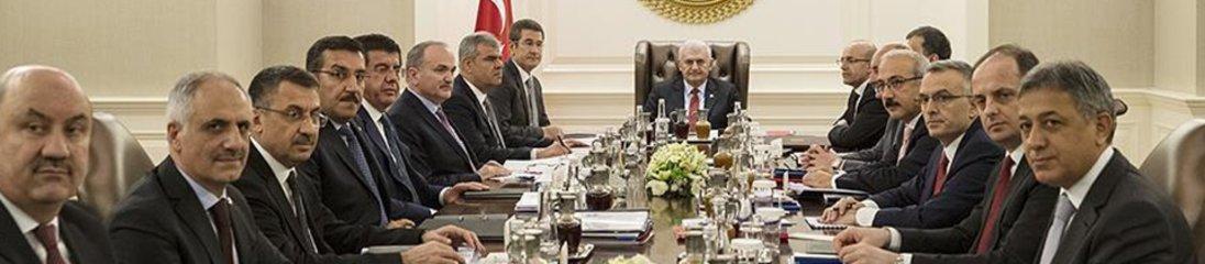 Başkent'teki kritik EKK toplantısı sona erdi!