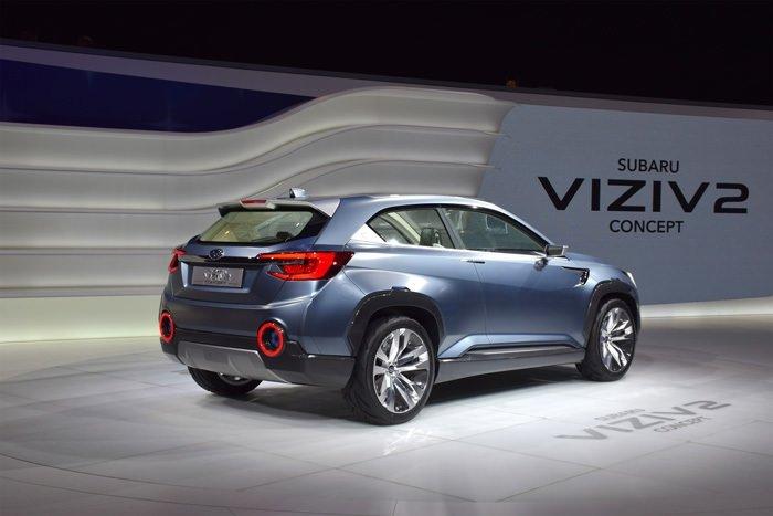 Yeni Subarular, Cenevre'de görücüye çıktı
