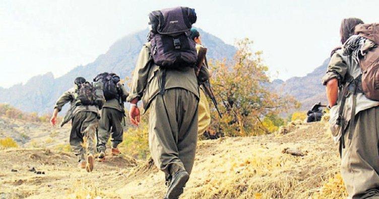 PKK'lı teröristler silahlar ve mühimmatı camiye gizlemiş